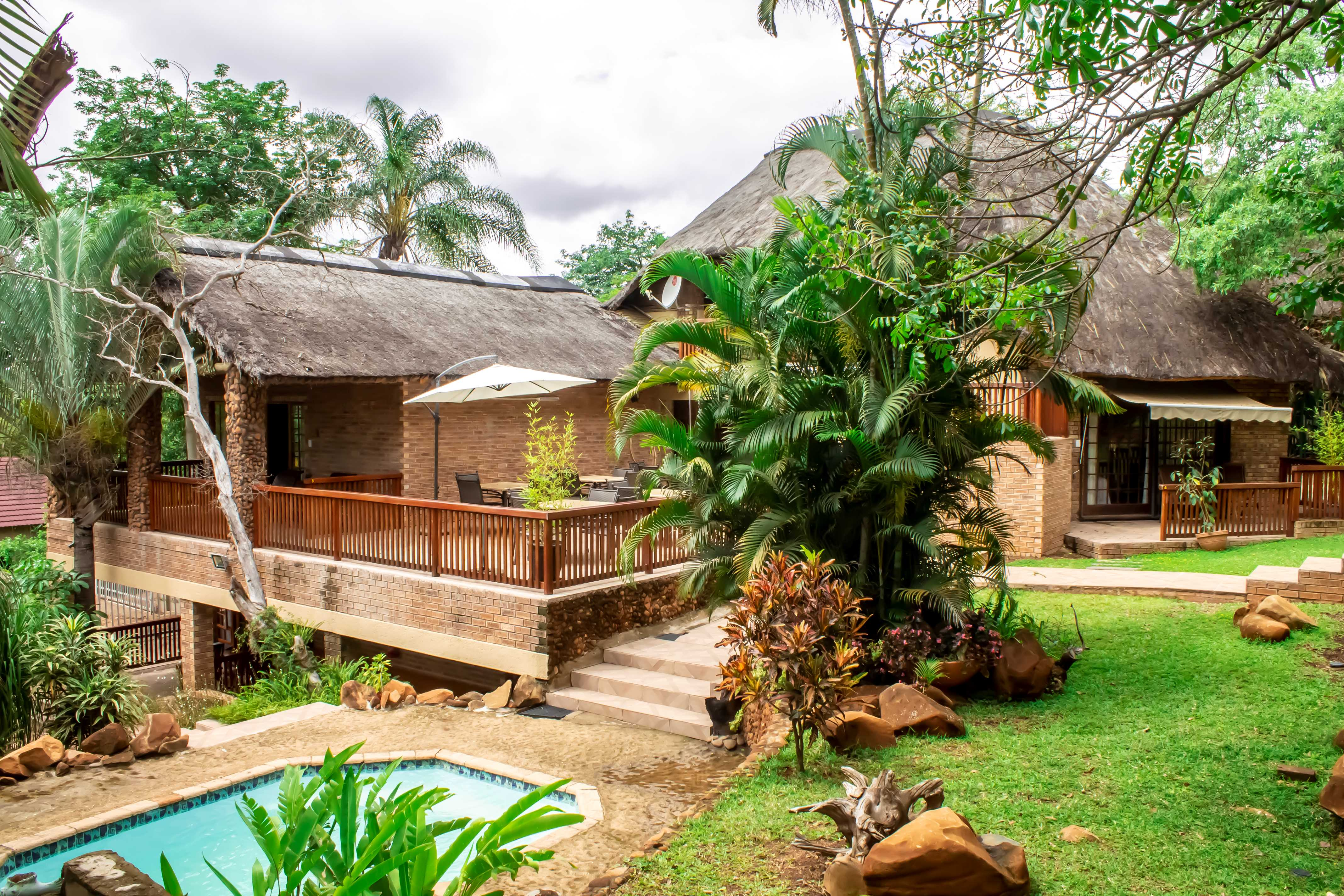 Hazyview Guesthouse Lodge