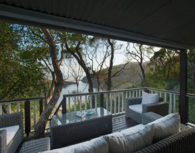 Noetzie Forest Hideaway Accommodation