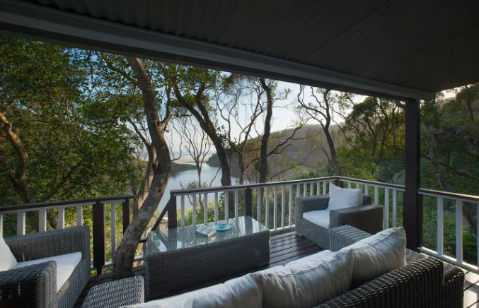 Noetzie Forest Hideaway Accommodation on the Garden Route,