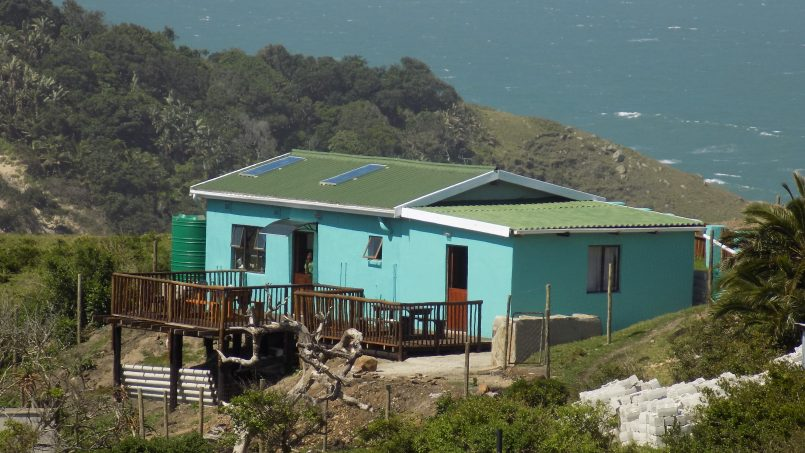 Mary's Place accommodation on Wild Coast of South Africa