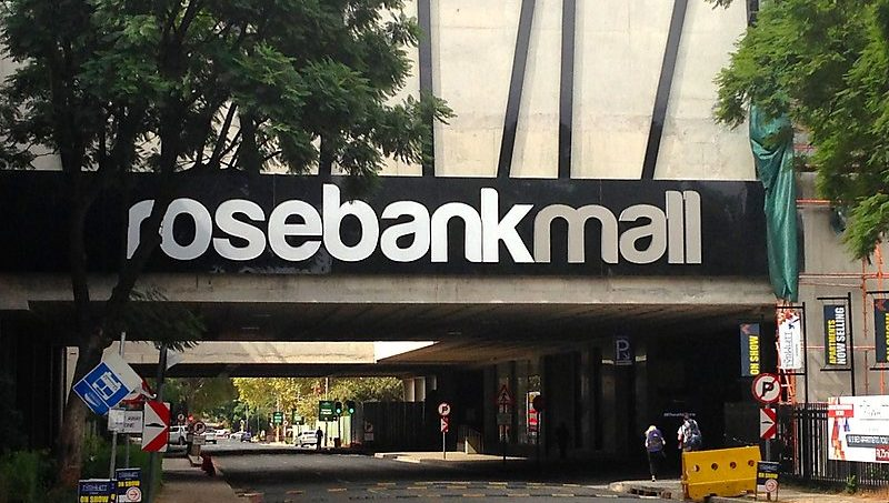 Rosebank Mall Accommodation