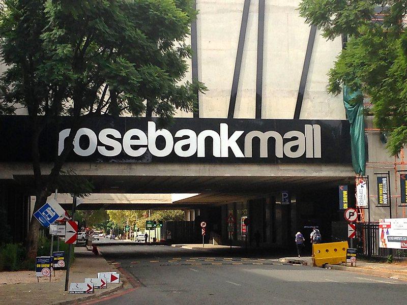 Rosebank Mall Accommodation