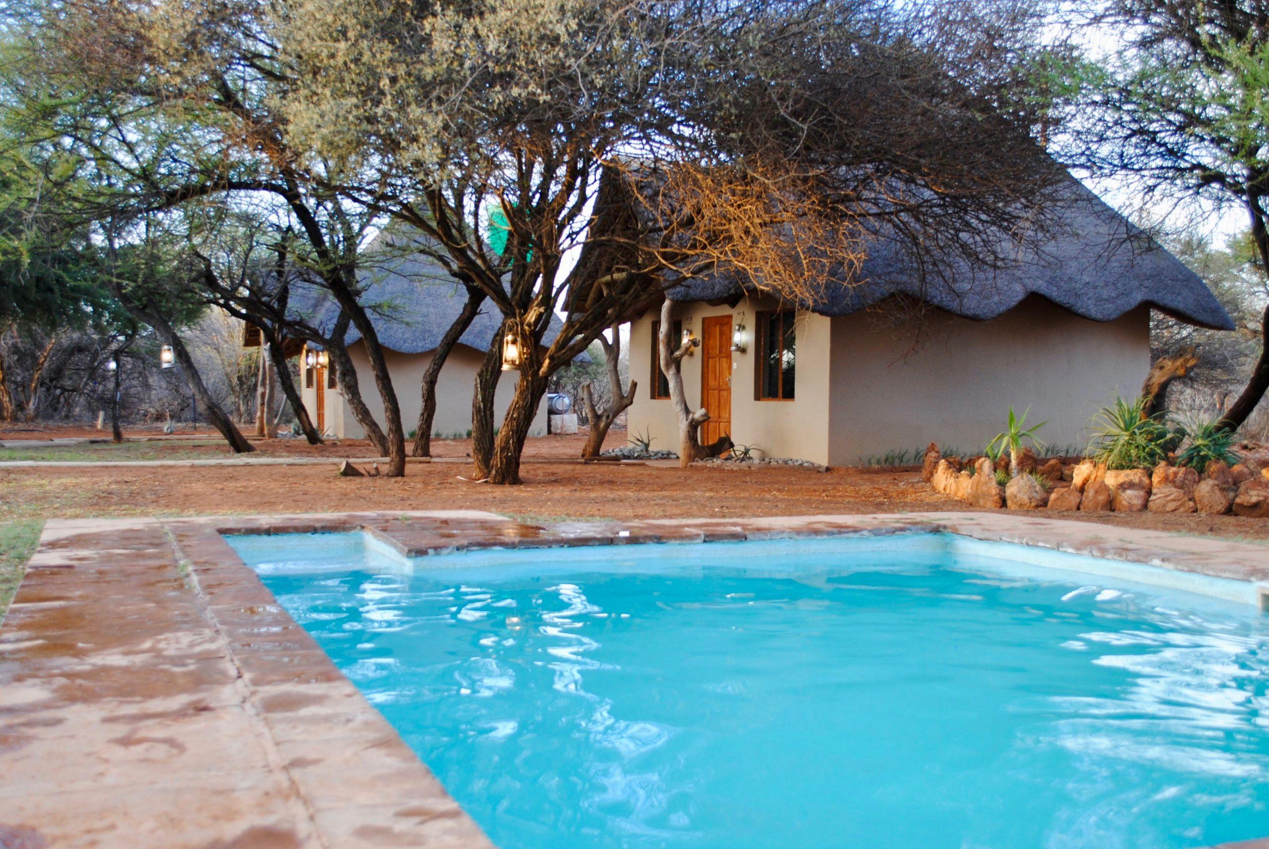Buffelsvlei Lodge Accommodation