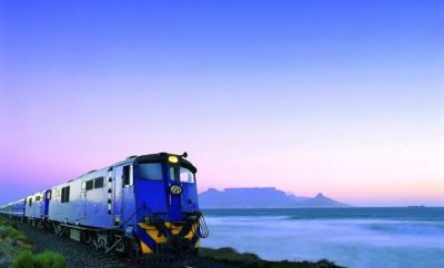 My Blue Train Travels