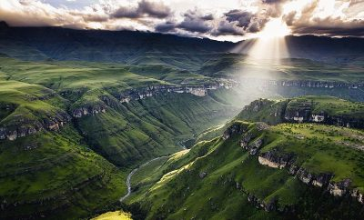My Drakensberg Mountains