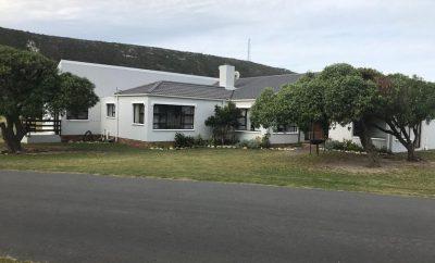 Cape Agulhas Seesig Holiday Home