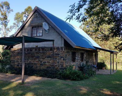 Aloe Cottage at Wyford Farm Van Reenen