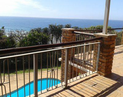 Bazley Beach House Accommodation KZN